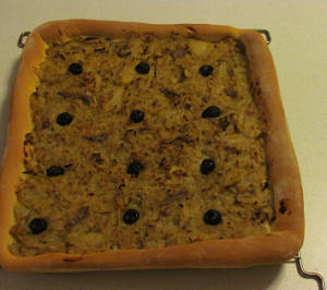 PISSALADIERE FACILE DUCOIN