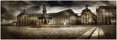 BORDEAUX DESTINATION place de la bourse