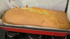CAKE AU CITRON MAISON