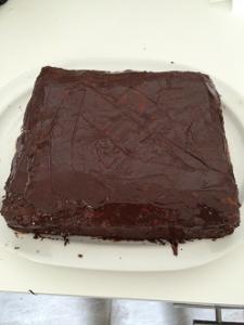 GATEAU COCO RAPEE CHOCOLAT