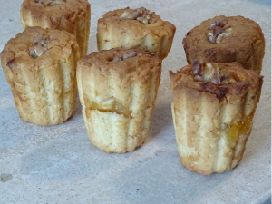 MUFFINS POMMES CARAMEL DUCOIN