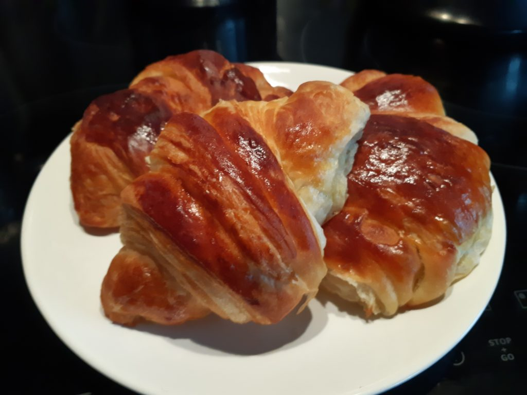 Croissant au beurre ducoin